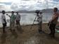 Entrevista a líder del sindicato de pescadores, Tacloban, Filipinas, 2013. Con Iain Bruce y Juan Carlos Martínez.