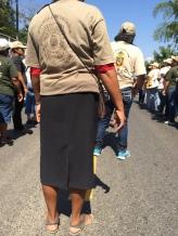 Policías comunitarias, Guerrero, 2014.