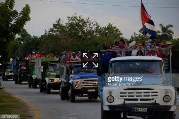 Adiós a Fidel. Cuba, noviembre de 2016.